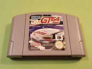 GT 64    - Nintendo 64 PAL