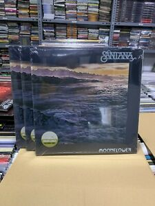 Santana 2 LP Moonflower Limited Edition Colour Vinyl 2020