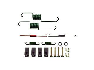 Fits Honda Accord 1990-2007 Brake Hardware Kit; Drum Brake Hardware Kit Brak