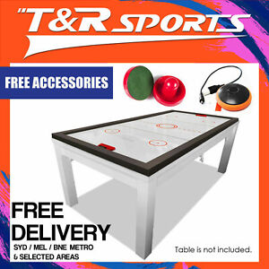 Outstanding Details About 7Ft Air Hockey Poker Dinning Table Top For 7Ft Pool Table Free Delivery Download Free Architecture Designs Lectubocepmadebymaigaardcom