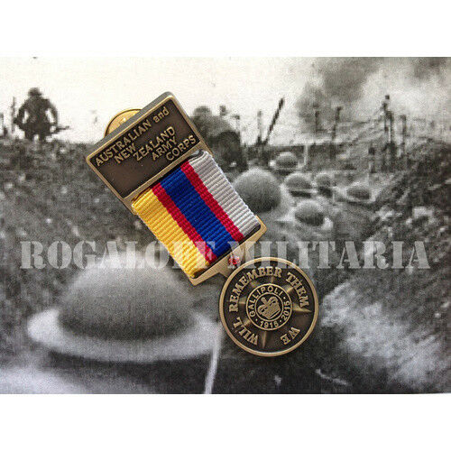 1915 - 2015 Gallipoli Commemorative Medallion | ANZAC