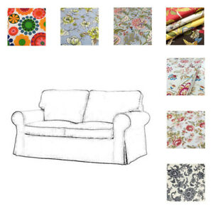 Terrific Details About Custom Made Cover Fits Ikea Ektorp Loveseat Two Seat Sofa Cover Patterned Ibusinesslaw Wood Chair Design Ideas Ibusinesslaworg