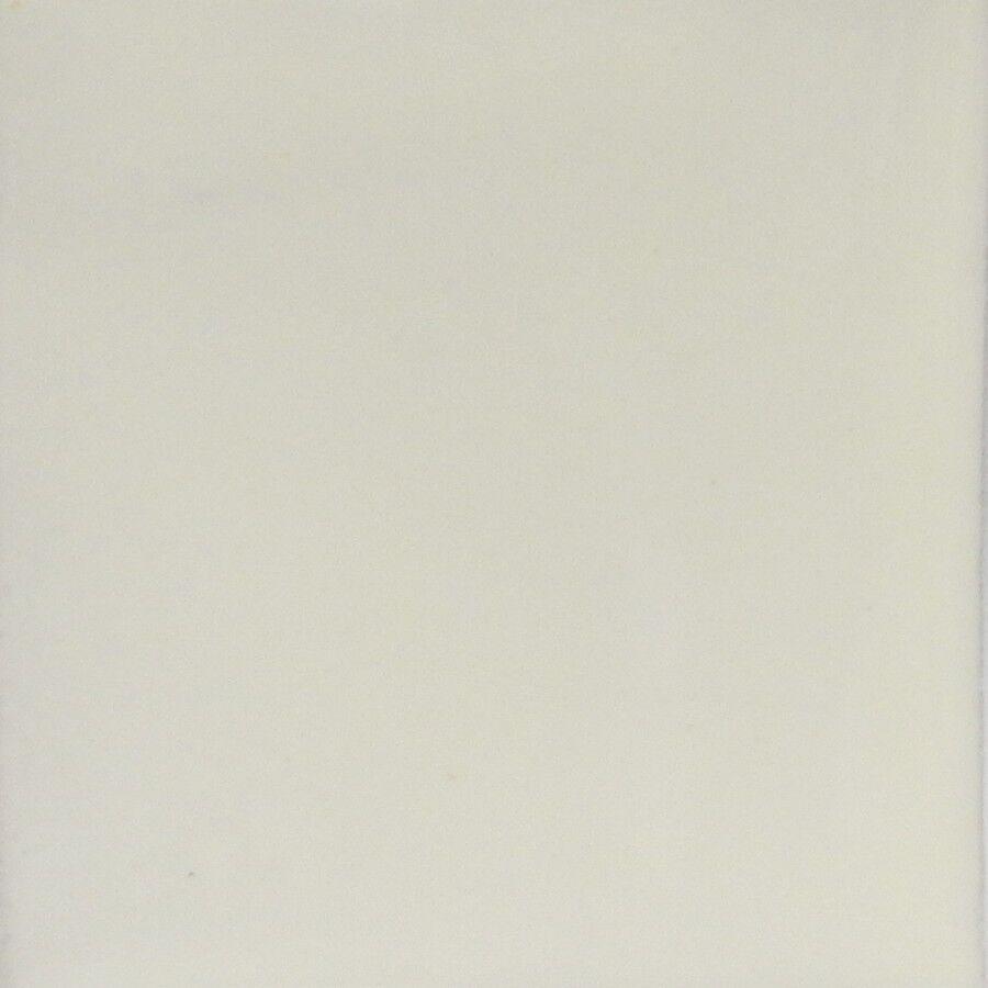 100 Mexican Talavera Plain Farbe Handmade Tiles Folk Art S013 Off Weiß