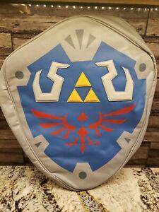 The Legend of Zelda Skyward Sword Hylian 3D Shield Backpack NEW