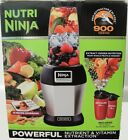 Nutri Ninja Pro Single Serve Blender NEW