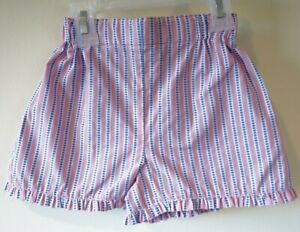 4988da3188 New With Tags Bella Bliss Pink Dotty Stripe Shorts With Ruffle ...