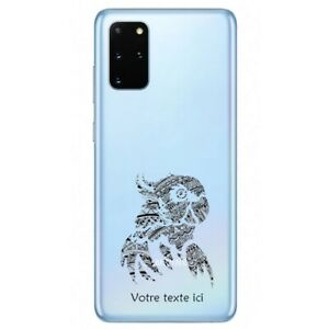 Coque Galaxy Note 10 LITE perroquet tatoo personnalisee