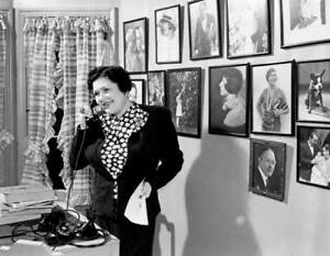 OLD-CBS-RADIO-PHOTO-Radio-Hollywood-Gossip-Columnist-Louella-Parsons-1
