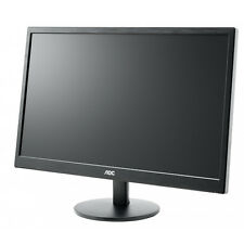 "AOC 24"" (23.6"") Inch LED Monitor FULL HD 1920 x 1080 5MS DVI VGA Speakers 16:9"