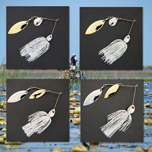 Bassdozer-spinnerbaits-WHITE-spinnerbait-spinner-bait-baits