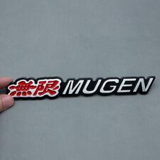 Rear Lid Trunk Metal Mugen Emblem Badge Car Body Sport Sticker For Crv Hrv Parts Fits 2012 Honda Civic