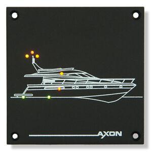 Axon-Marine-LED-Boat-Mimic-Panel-Motor-Boat-Small-12V-DC