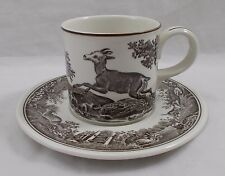 Villeroy & and Boch ANJOU coffee cup and saucer