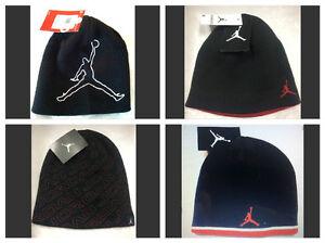 1351212f970 Nike Air Jordan Jumpman Youth Boy Girl Winter Hat Beanie Cap 8 20 ...