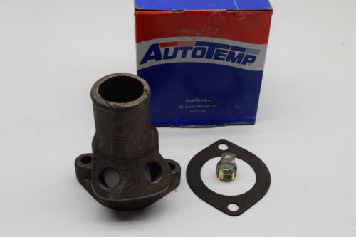 Autotemp Engine Coolant Water Outlet NORS W2490 351 400 460 8 Cyl 1974-1976 LTD