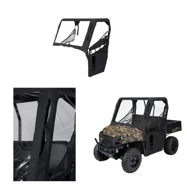 Classic Accessories QuadGear Black UTV Cab Enclosure
