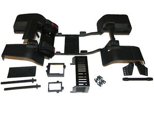 Redcat-Everest-Gen7-Pro-Crawler-Steel-Chassis-Plate-Frame-Radio-Tray-Set