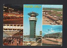 ORLY (94) AEROPORT / CITROEN DS , 2CV , AVIONS , AEROGARE en 1986