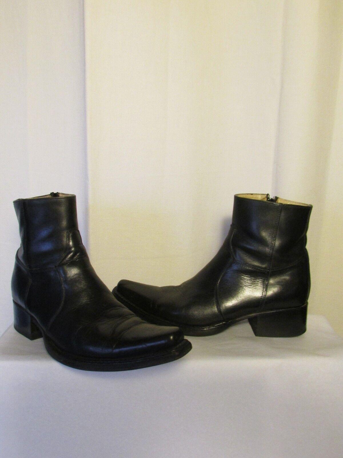 stivali/stivali SENDRA pelle nera nera nera 41 f9572f