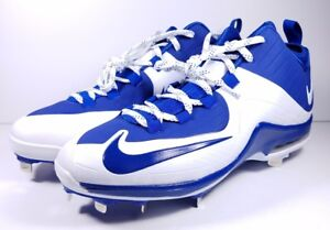 new styles 31720 3aa98 Image is loading Nike-Size-11-5-Cleats-MVP-Elite-2-