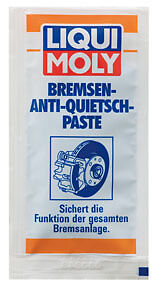 Pate anti grincement graisse frein OPEL VECTRA A 2.0 TURBO 2L TURBO