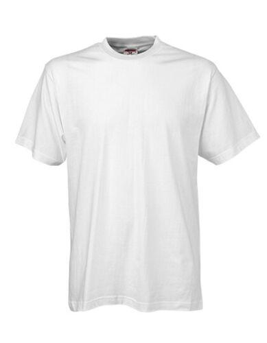 TEE JAYS Sof Tee T-Shirt Herren Rundhals extra weich Übergröße bis 5XL 8000 NEU