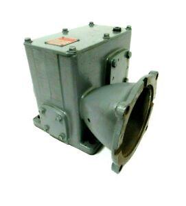 Usado-Ohio-Gear-D3MC56-Equipo-Reductor-150-1-Ratio
