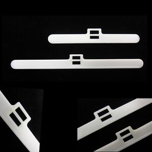 20-x-90mm-VERTICAL-BLIND-TOP-HANGER-BLADE-SLAT-REPLACEMENT-REPAIR-FIX-NEW-PART