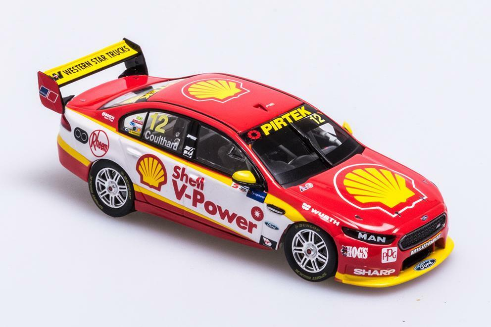 1 43 Biante - 2017 Supersprint - Ford FGX Falcon - Coulthard