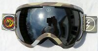 $160 Electric Eg2.5 Adult Winter Ski Goggles Silver Mirror Oakley Smith Lens