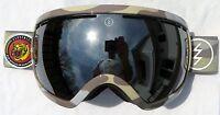 $160 Electric Eg2.5 Adult Winter Ski Goggles Silver Mirror Oakley Smith Lens