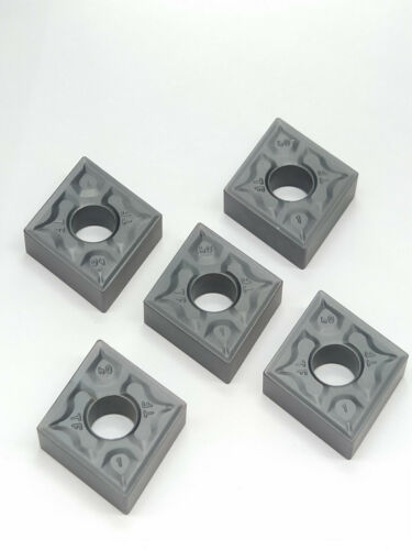 CNMG120404-TF Carbide Inserts CNC TOOL  10Pcs CNMG431 TF IC907