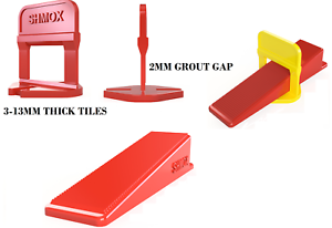2000 4000 Tile Leveling System Levelling Clips For Wall