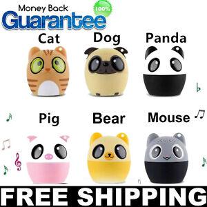 My Audio Pet Mini Bluetooth Animal Wireless Speaker: Kids of All Ages!