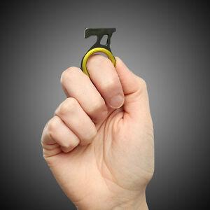 Survival-Cutting-Seil-Geraet-Beckengurt-Cut-Mini-EDC-Daumen-Griff-Schluessel-U3J5