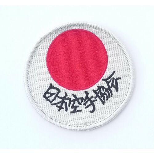 IZUMO KTW w// JKA Patch TOKAIDO JKA MIDDLEWEIGHT KATA GI 10OZ JAPANESE CUT