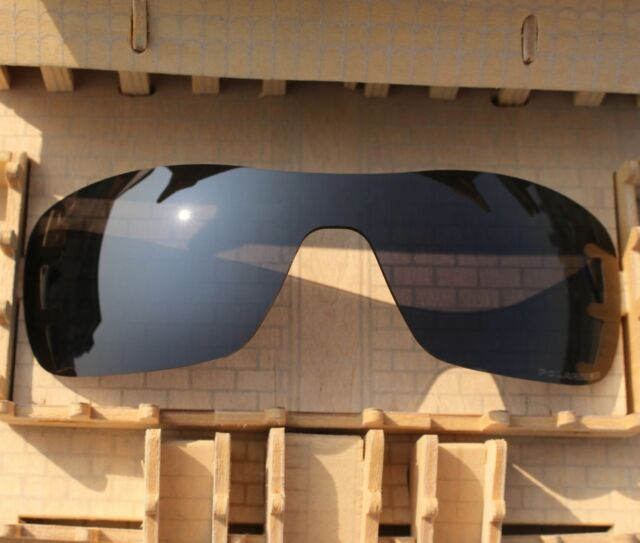 73a9b8b78a ACOMPATIBLE Polarized Lenses Replacement Black for-Oakley Turbine Rotor  OO9307
