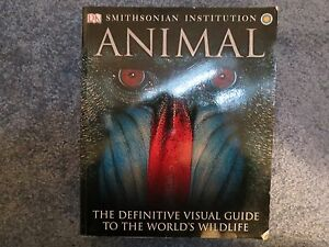 """""""ANIMAL:The Definitive Visual Guide to The World's"""