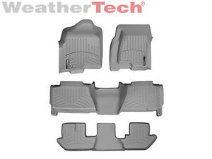 Weathertech Floorliner For Escalade Esv Suburban Yukon Xl
