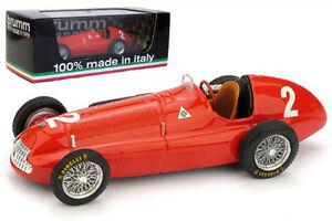 Brumm R036b Alfa Romeo 158 Gagnant Champion du Monde Gp 1950 - G Farina 1/43 8020677000846