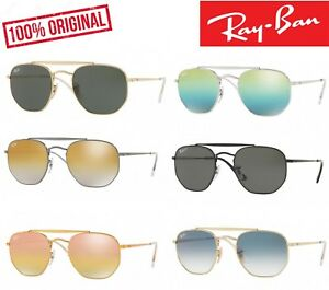 Occhiali-Da-Sole-Ray-Ban-rb-3648-Marshal-Double-Bridge-Classiche-o-Polarizzate