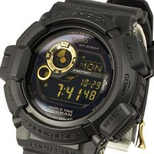 Casio G-9300GB-1 Men G-Shock Mudman Solar Powered Watch G-9300GB-1DR ... 31cad4c043