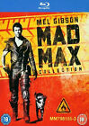 Mad Max Trilogy (Blu-ray, 2013, 3-Disc Set, Box Set)