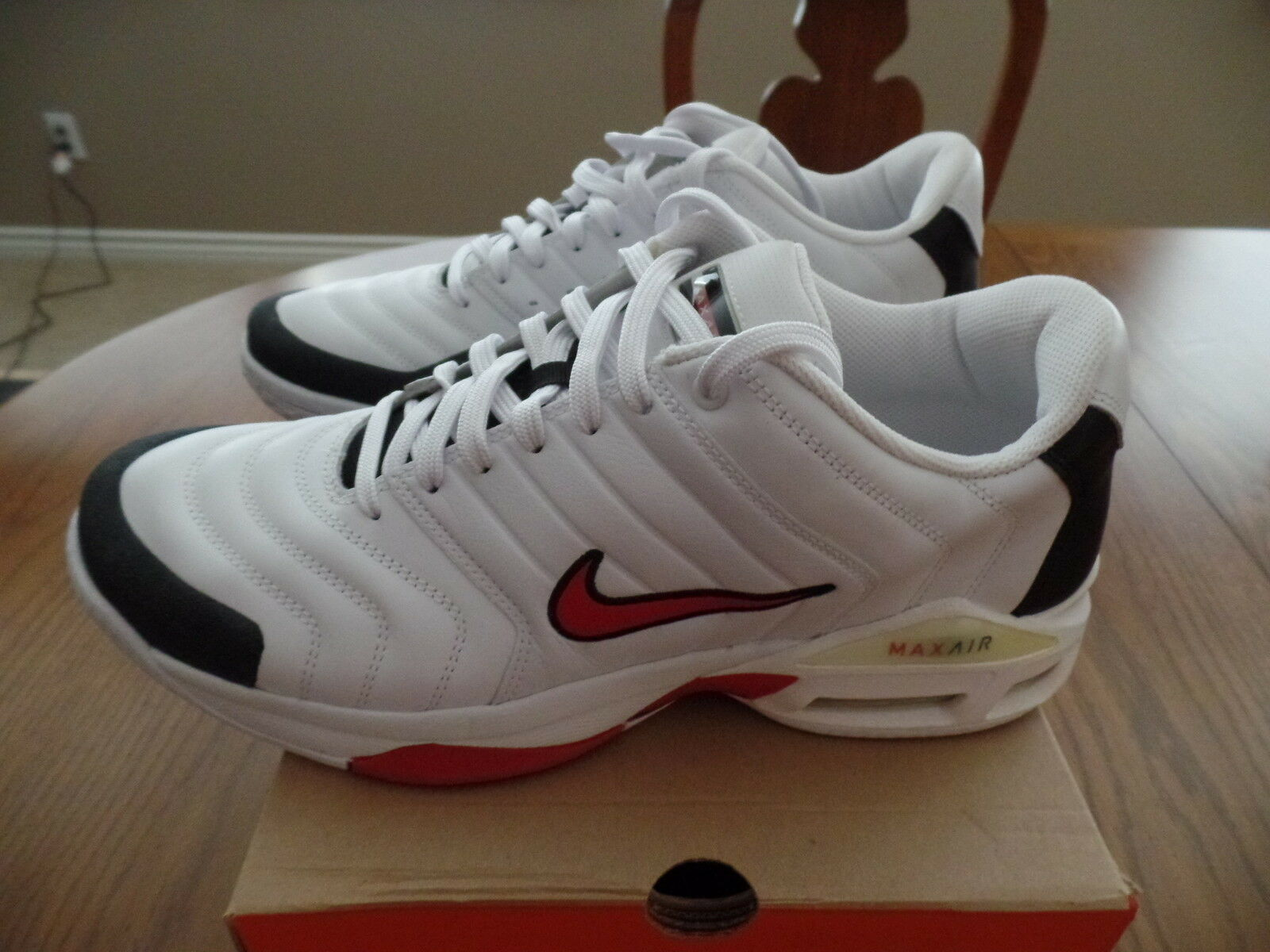 buy online 365f1 7e1df Nike Air Max Nike Smash Basketball shoes Brand New, New, New, Unworn Size