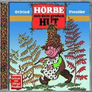 OTFRIED-PREUSSLER-HORBE-MIT-DEM-GROSSEN-HUT-CD-11-TRACKS-KINDERHORSPIEL-NEU