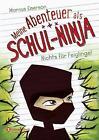 Meine Abenteuer als Schul-Ninja, Band 01 von Marcus Emerson (2016, Gebundene Ausgabe)