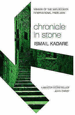 Chronicle In Stone (Canons), Kadare, Ismail, Excellent Book