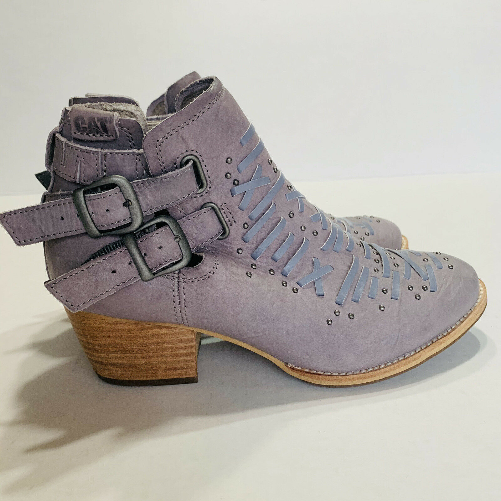 Caterpillar CAT Women's Shoes Cheyenne Boots West… - image 2