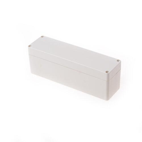 160*56*44mm Waterproof Plastic Electronic Project Box Enclosure Case yN
