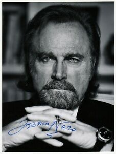 Foto-autografata-attore-Franco-Nero-Rare-Signed-Photo-Autografo-Cinema
